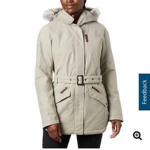Women's Columbia Omni Heat winter coat
